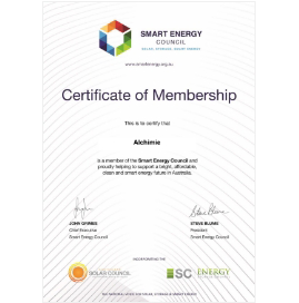 Accreditations & Certifications
